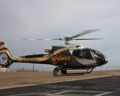 Cosmichrome Helicopter