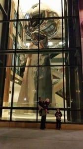 50 ft. Lombardi Trophy