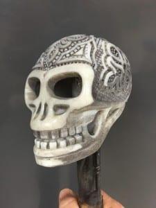 3D print after removing bad epoxy primer