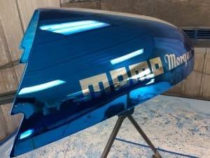 Morgan 3 Wheeler Momo
